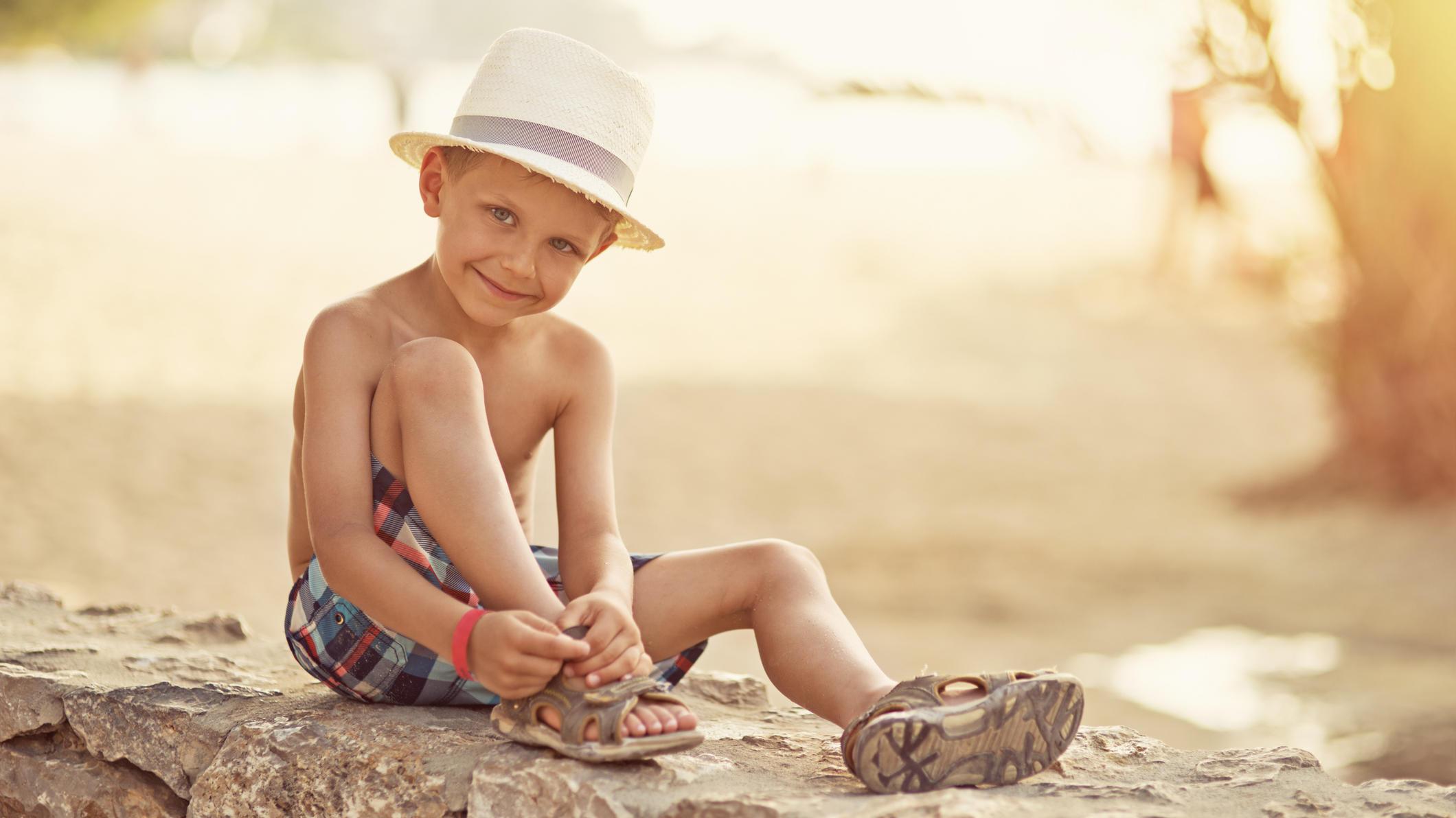 Kindersandalen im 'Öko Test': Nur zwei von 14 bekommen die