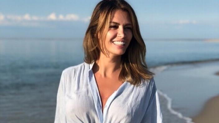 Sabia Boulahrouz Playboy: Sabia Boulahrouz: Nach Fehlgeburt Und Trennung Endlich