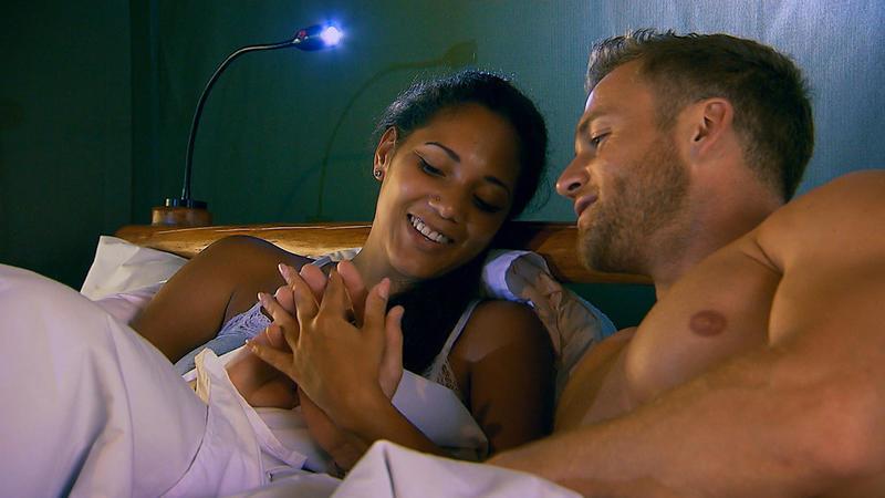 Bachelor In Paradise 2018 Philipp Stehler Und Pamela Gil Mata