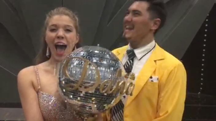 Lets Dance 2016 Victoria Swarovski Sagt Danke