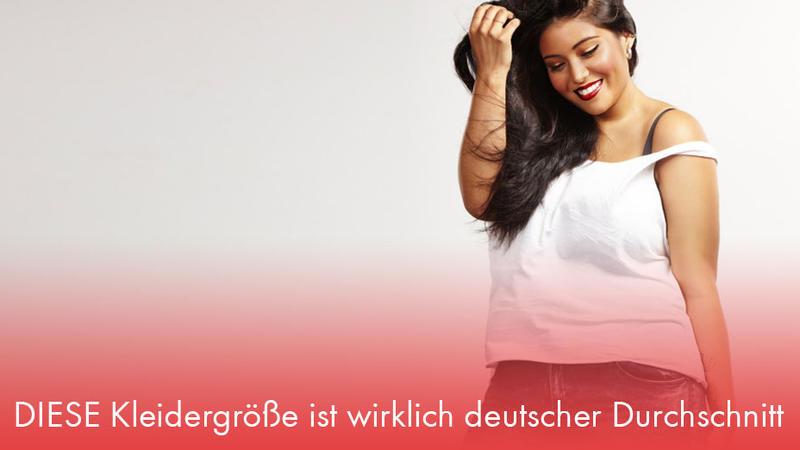 Durchschnittliche körbchengröße deutschland