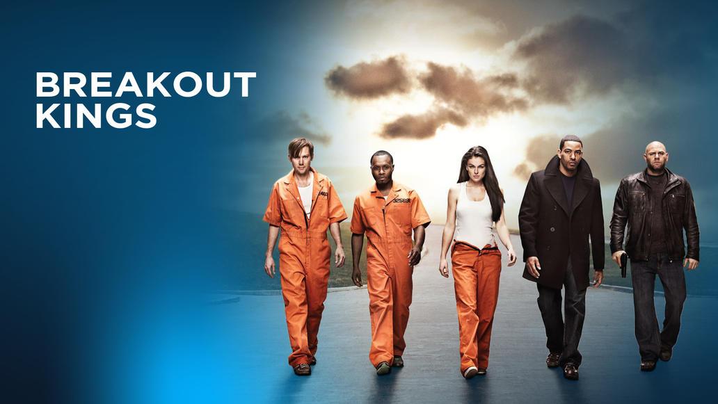 Breakout Kings Trailer Deutsch