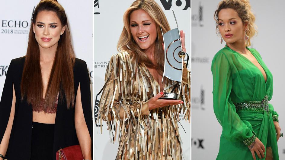 Rita Ora Helene Fischer Und Co Das Waren Die Heißesten Outfits