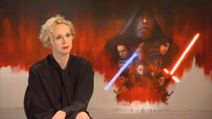 'GoT'Star Gwendoline Christie im 'Star Wars'-Interview