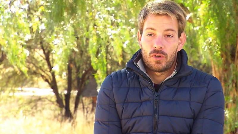 Bauer sucht Frau-Traumhochzeit: Farmer Gerald und seine