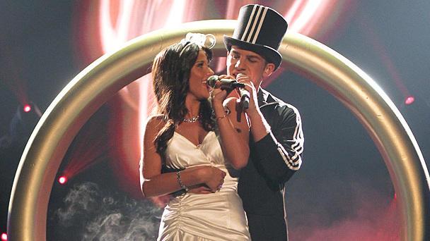 DSDS 2011: Pietro Lombardi und Sarah Engels singen Weve