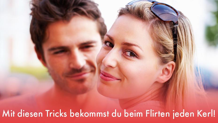 Mann flirtet fragt aber nicht nach date