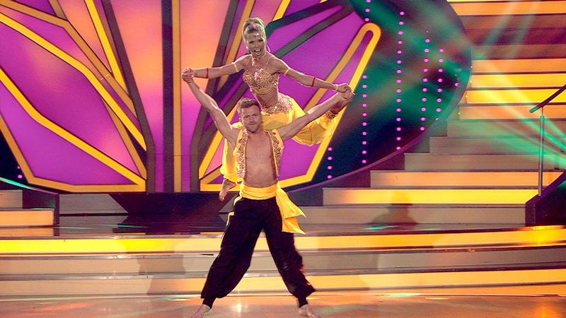 Lets Dance 2014: Tanja Szewczenko tanzt Bollywood in der