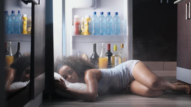 besser schlafen bei hitze tipps zum abk hlen wenn es nachts zu hei ist