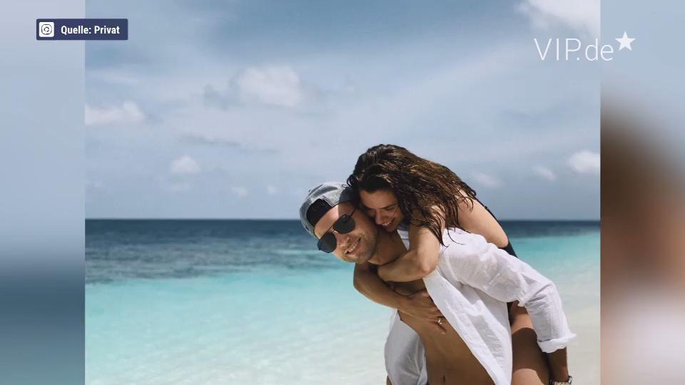 Vanessa Mai Und Andreas Ferber Romantische Flitterwochen Ein Jahr