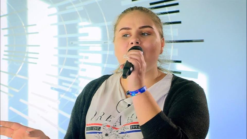 Dsds Estefania Wollny