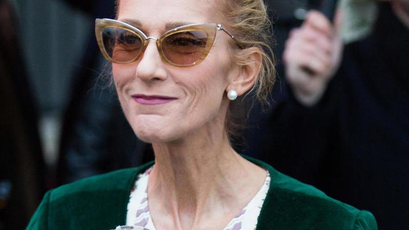 Celine Dion Dünn