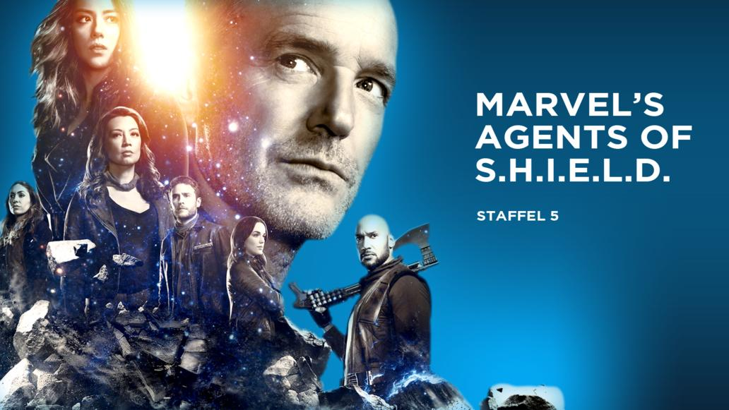 Marvel´s Agents of S.H.I.E.L.D.