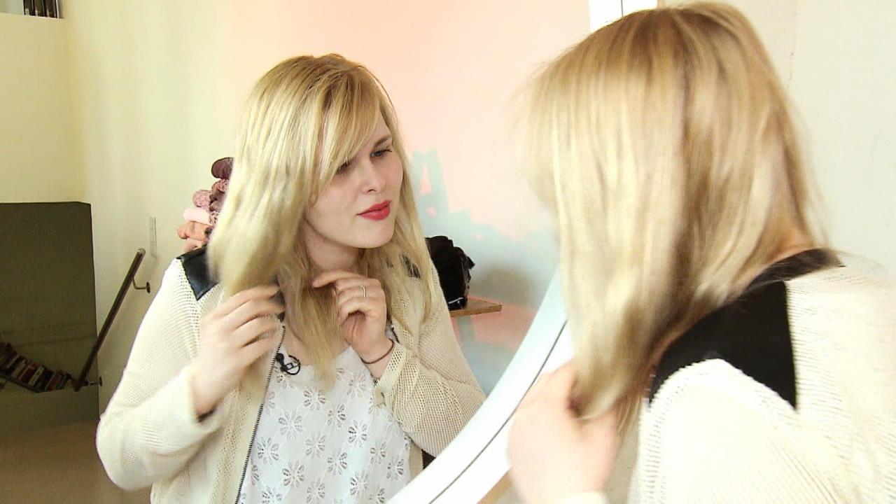 Welche haarfarbe test