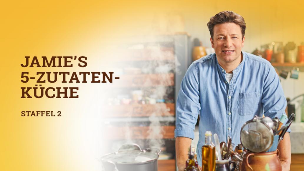 Jamies 5-Zutaten-Küche: Küchenzauberei bei RTL Living mit Jamie Oliver