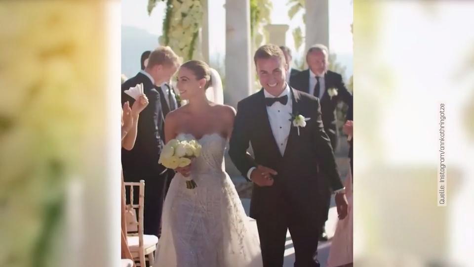 Mario Götze Hochzeit