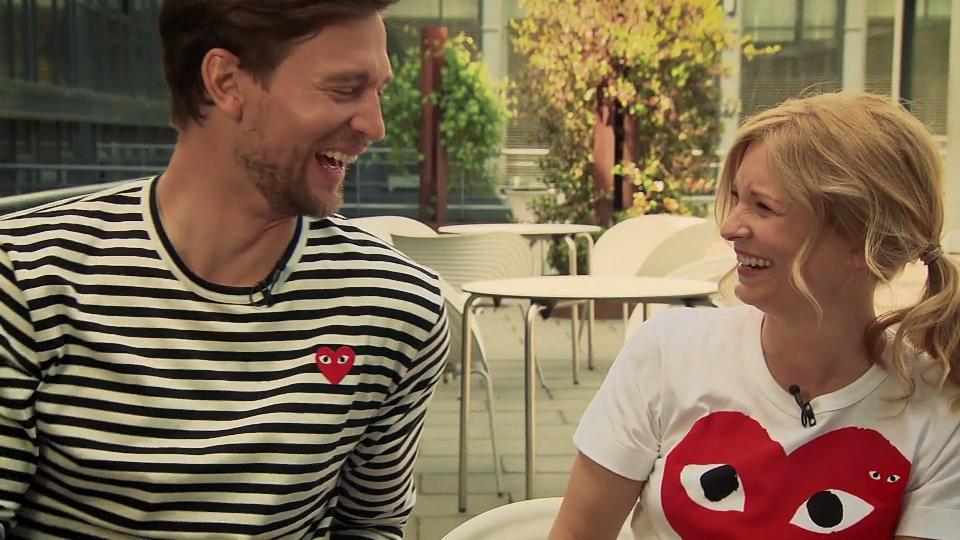 Flirtalarm bei Birte & August