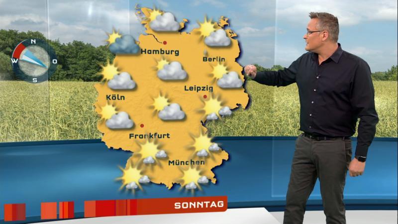 Wetterbericht Für Montag