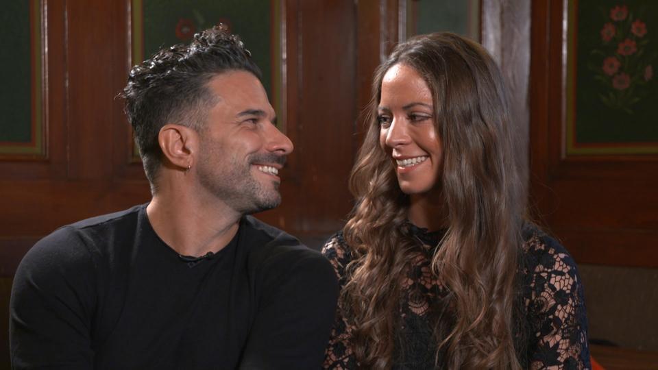 """Marc Terenzi stellt seine Freundin Viviane vor: """"Sie macht"""