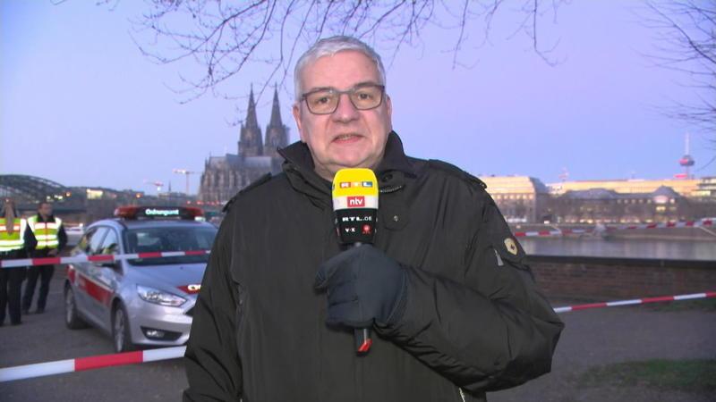 Evakuierung In Köln Deutz 1 000 Kilo Weltkriegsbombe Entschärft