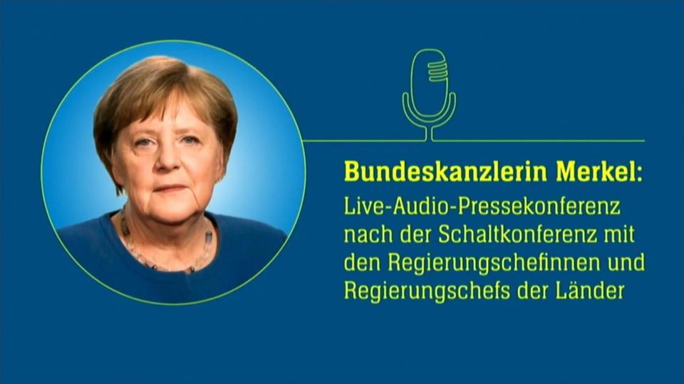 Kontaktsperre Merkel