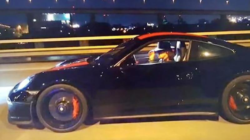 Porsche Udo Lindenberg