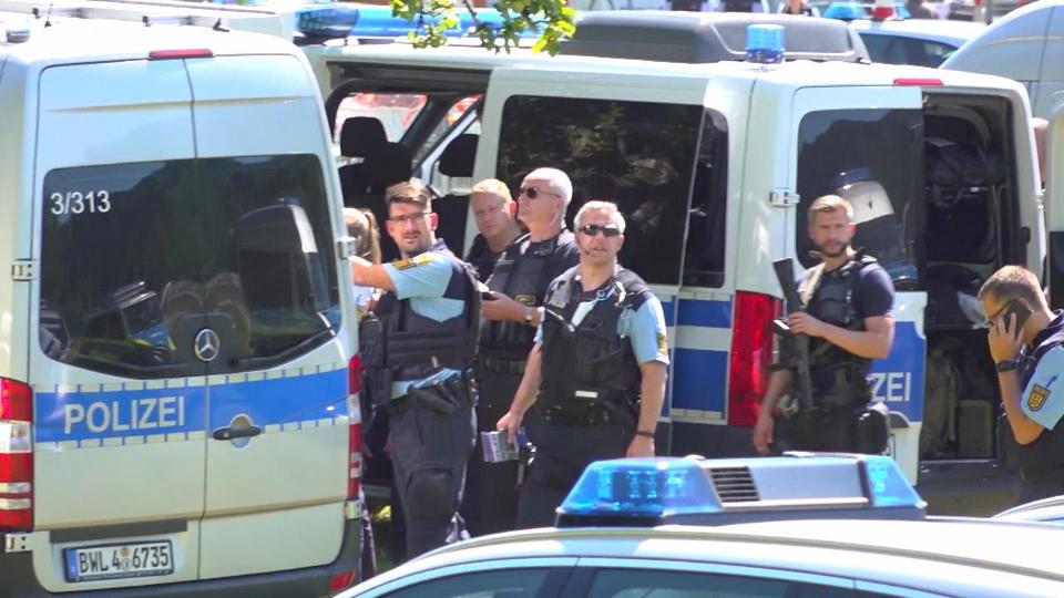 Oppenau Schwarzwald Polizei