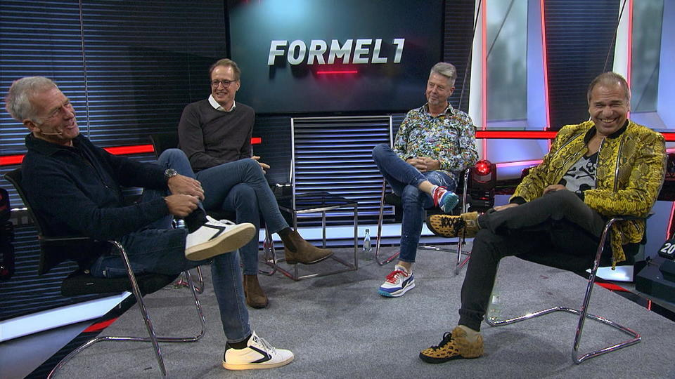Formel 1 Kommentatoren