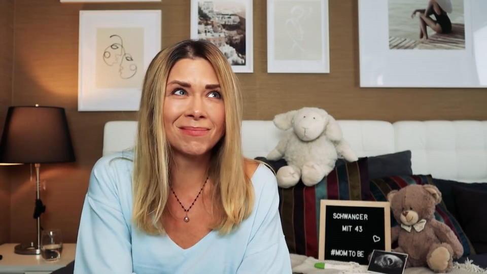 Tanja Wedhorn Schwanger