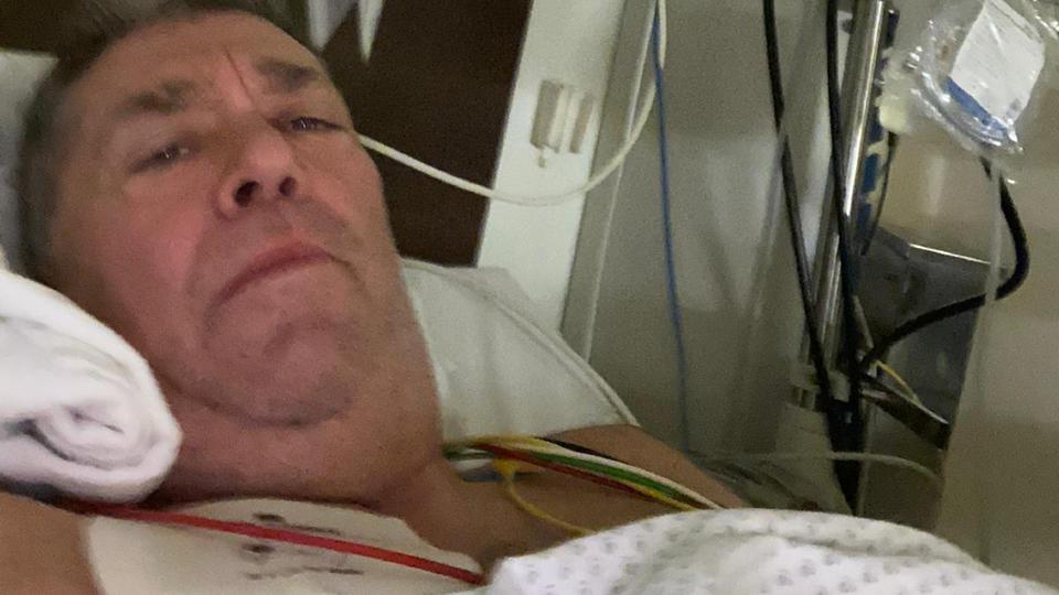 Neue Sorge um RTL-Autohändler: Jörg Krusche ist wieder im Krankenhaus   Video   VIP.de
